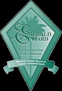 Broward County Emerald Award Florida Solar Panel