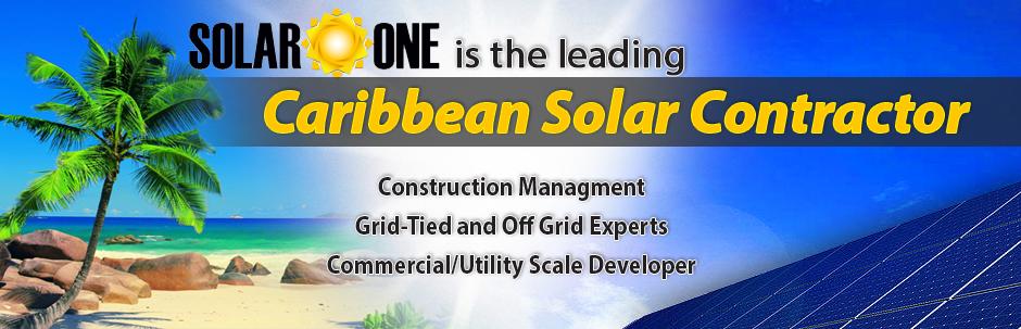 Caribbean Solar Construction