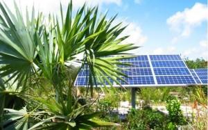 Bahamas Solar Construction