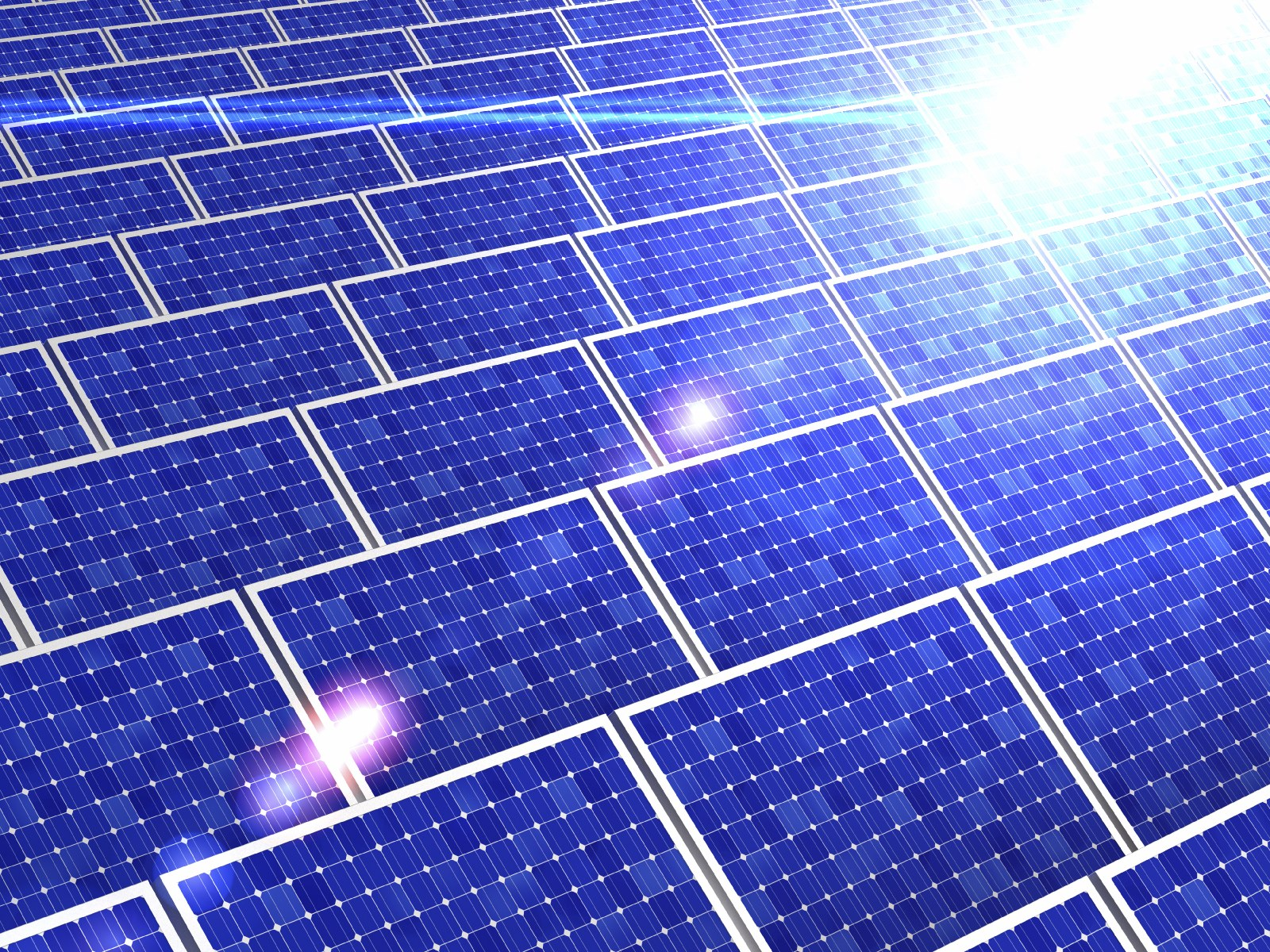 Solar panels wallpaper for Panel wallpaper