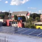 Jamaica Solar Construction