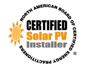 Florida Certified Solar Installer