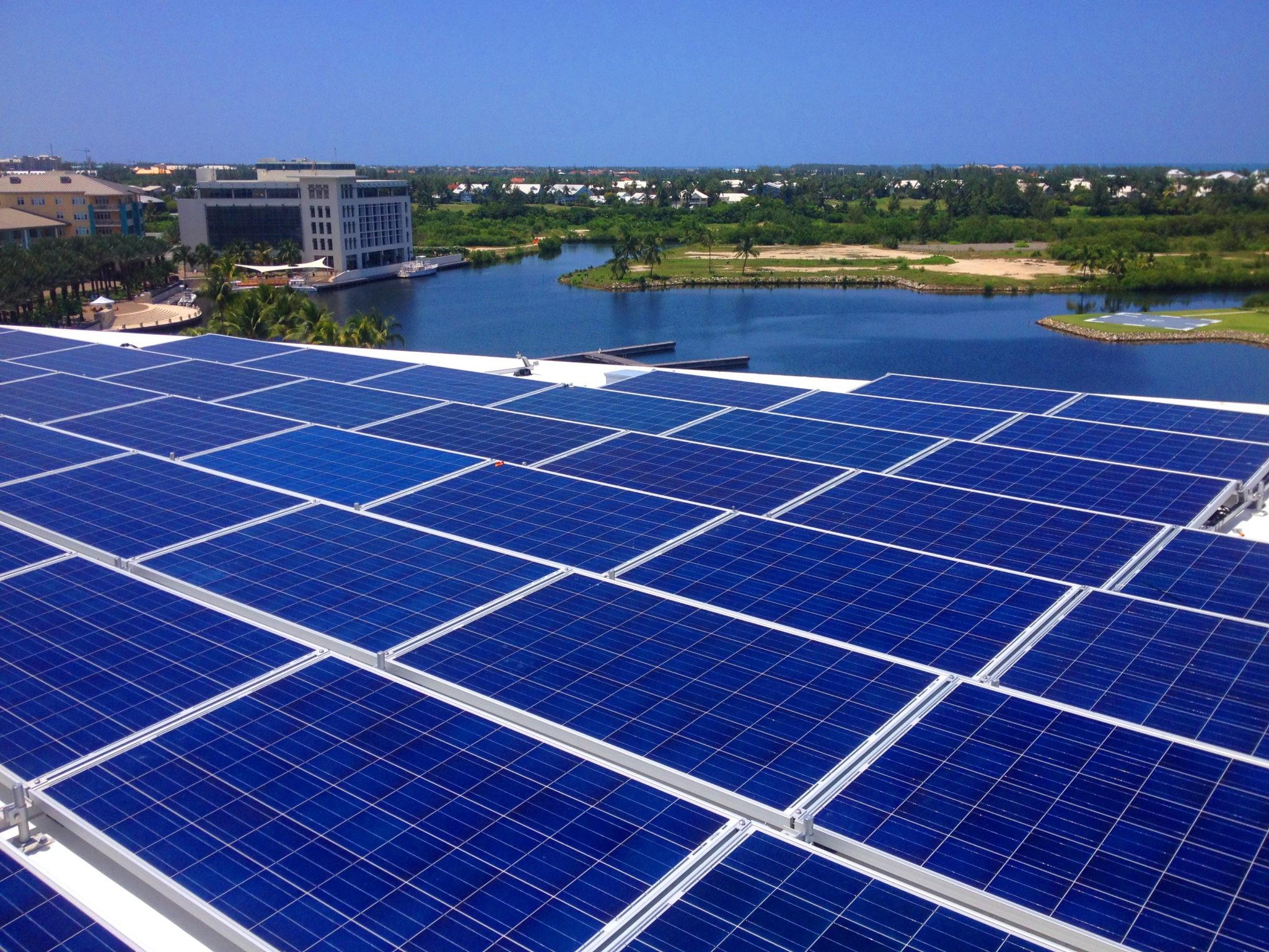 Cayman Solar Company Top Caribbean Solar Installation