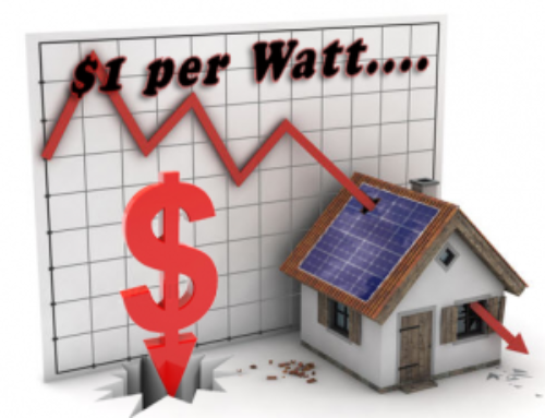 Low Cost Solar Installation Services in Florida – Nearing the $1/Watt Mark