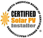 NABCEP Certified PV Installer