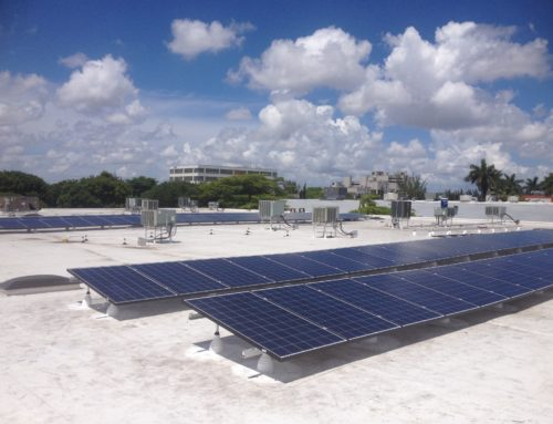 Miami Solar Panel Installer Florida Solar One Chosen for Micro Battery Solar Power System