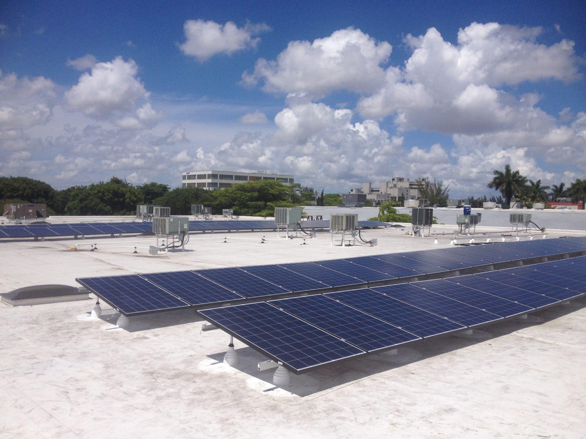 Miami Solar Panel Installer