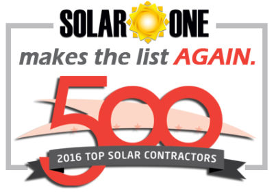Florida Solar One Makes 2016 Solar Power World Top 500
