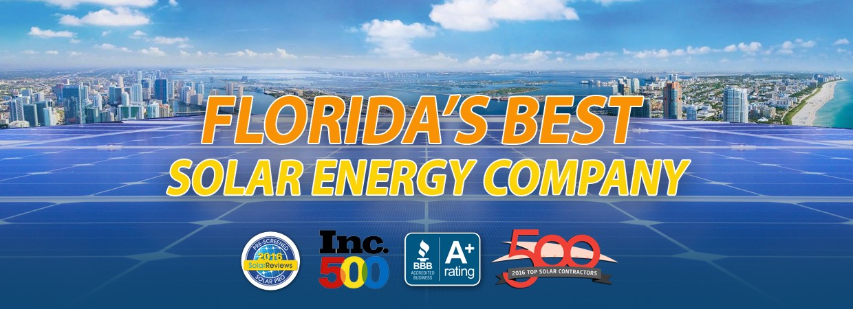 Florida's Best Solar Energy Company