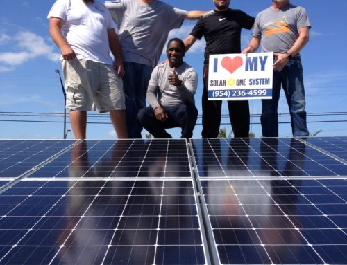 Florida Solar One Hosts The US Solar Institute's Real World Training Program