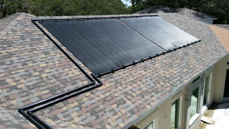 Solar Hot Water Pool Heating - Florida Solar Company