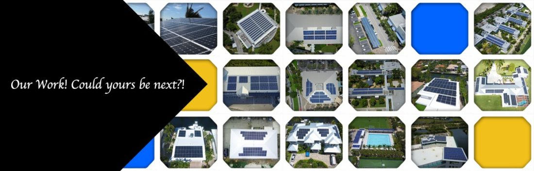 Our Work Florida Solar Panel Contractor Certified